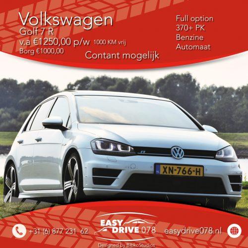 auto add Golf7R